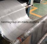 Feuille de SMC moulant le cadre électrique composé de mètre de SMC Ral7035