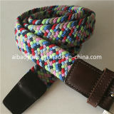 Decorate Accessories Flecked Colorful Elastic Strap Belt