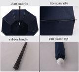 Buona qualità all'ingrosso del nuovo prodotto ombrello blu del sacchetto di golf di 8K x di 16inch