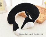 Venta caliente u almohada con forma de dibujos animados - Dibujos animados de algodón de PP Fox U Cuello almohada proveedor chino