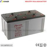 Batteria solare della batteria al piombo di capacità elevata 2 V 3000ah