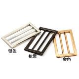 L'inarcamento concentrare in lega di zinco del cursore della barra del metallo caldo di vendita per il sacchetto parte gli accessori delle merci del cuoio di pattini dell'inarcamento di cinghia (HS0005)