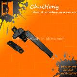 최신 판매 PVC 아연 문 Windows 부속품 손잡이 자물쇠 중국제 고품질