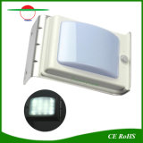 Солнечного Света в саду пассивный инфракрасный датчик Водонепроницаемый светодиодный настенный светильник для использования вне помещений