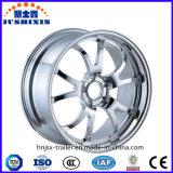 O reboque parte bordas da roda das bordas da liga de alumínio
