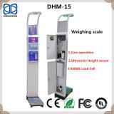 Dhm-15 Medical Échelle de hauteur et poids