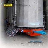 Remorque de transfert de véhicule remorqué d'utilisation d'industrie lourd
