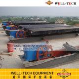 Het Schudden van het tin Lijst van de Fabrikant van de Machines van de Apparatuur van de Mijnbouw