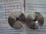 Molde do diamante para o fio de alumínio