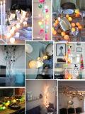 Для использования внутри помещений волшебная света фар для шарового шарнира из хлопка с одной спальней