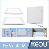 Carcasa de aluminio de 6W 480lm LED lámpara de techo para Office Dormitorio