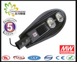 5 da garantia do TUV do Ce de RoHS SAA do UL Hotsale da ESPIGA 200W do diodo emissor de luz anos de luz de rua, lâmpada de rua do diodo emissor de luz, luz da estrada do diodo emissor de luz