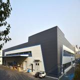 Prefabricated 집 또는 구조 산업 창고 강철 건물