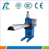 Концы Knurling машина для солнечной продукции бака подогревателя воды наружной