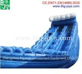 Faites glisser humide gonflable gonflables Commercial glissoire d'eau pour la vente (DJWSMD8000010)