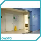 Portello umido della toilette di impermeabilizzazione