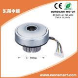 Motor de ventilador de alta pressão do ventilador do ventilador da C.C.