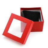 Custom Design красного цвета печатаются подарок Pack бумаги в салоне с подушкой #подарочной упаковке