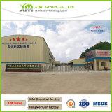 Ximi solfato di bario chimico del pigmento del gruppo della vernice dell'inchiostro del rivestimento del pigmento di uso di plastica bianco del riempitore