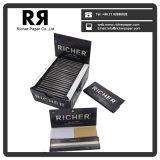 Более богатые бумаги завальцовки сигареты табака 70*36mm
