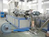 PVC微粒の熱い切断PVC餌は表面切断の放出機械を停止する