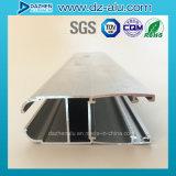 Profil de porte de guichet en aluminium de l'Afrique du Nord avec la couleur personnalisée de taille