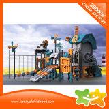 Trasparenza scorrevole esterna del campo da giuoco dei bambini della strumentazione della scheda del parco di divertimenti da vendere