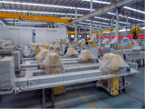 Puente de Piedra automática Máquina de corte de granito y mármol, encimeras de cocina/títulos