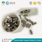 Dientes de sierra de acero Cuting punta de la sierra de corte de piedra