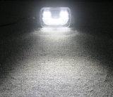 최고 광도 7 차를 위한 인치 사각 빛 90W LED 가벼운 Offroad LED 헤드라이트