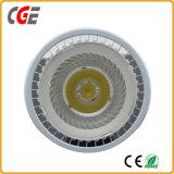 As lâmpadas par de iluminação LED Par38-COB 1380lm AC100~265V PAR30 Preço baixo