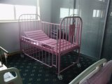 2-onstabiel het Bed van de Kinderen van het Roestvrij staal (thr-CB15)