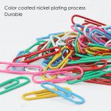Différentes couleurs papiers enduits de vinyle Clip