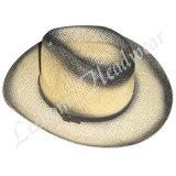 わらのカウボーイのバケツの帽子(LB15022)