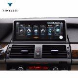 "Timelesslong Andriod車のBMW X5 E70 X6 E71のビデオDVDプレイヤー(2007-2010年の) 10.25 "" /WiFi (TIA-215)の元のOSD様式"