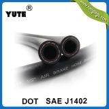 Yuteの点が付いているゴム製ホース1/2のインチのエアブレーキのホース
