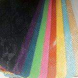 Vário couro do plutônio da grão da serpente das cores para as sapatas das bolsas (HSK116)