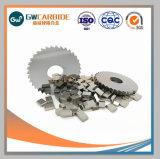 Le CNC a vu de carbure de conseils pour machines-outils de coupe