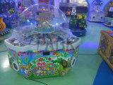 Vendita della macchina premiata del gioco della gru della branca del giocattolo della galleria