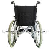 """Le desserrage rapide, manuel en acier, a parlé le fauteuil roulant Kbw956-18 de roue """""""