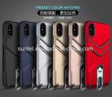 Heißer Handy-Fall des Verkaufs-2018 für iPhone Samsung Fahrwerk Moto Xiaomi Huawei