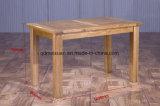 صلبة خشبيّة [دين تبل] يعيش غرفة أثاث لازم ([م-إكس2399])