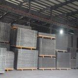 Панель ячеистой сети стальной штанги сваренная для здания