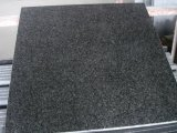 Nero Impala baldosas pulidas losas de granito&&encimera