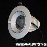 Calidad 7W SMD LED Downlight de Hight con el Ce RoHS