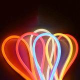 12V/24V néon LED Flex Strip de changement de couleur de la corde au néon de lumière à LED