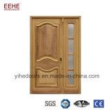 Porta dobro de madeira da folha desigual de China