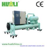 China-Fertigung-niedrige Temperatur-schraubenartiger Wasser-Kühler