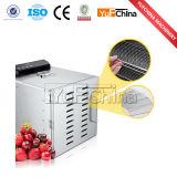 Fruta de la venta caliente y secador eléctricos de los pescados para el uso casero