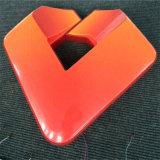 Moldeado de protuberancia al por mayor del ABS que hace publicidad del rectángulo ligero